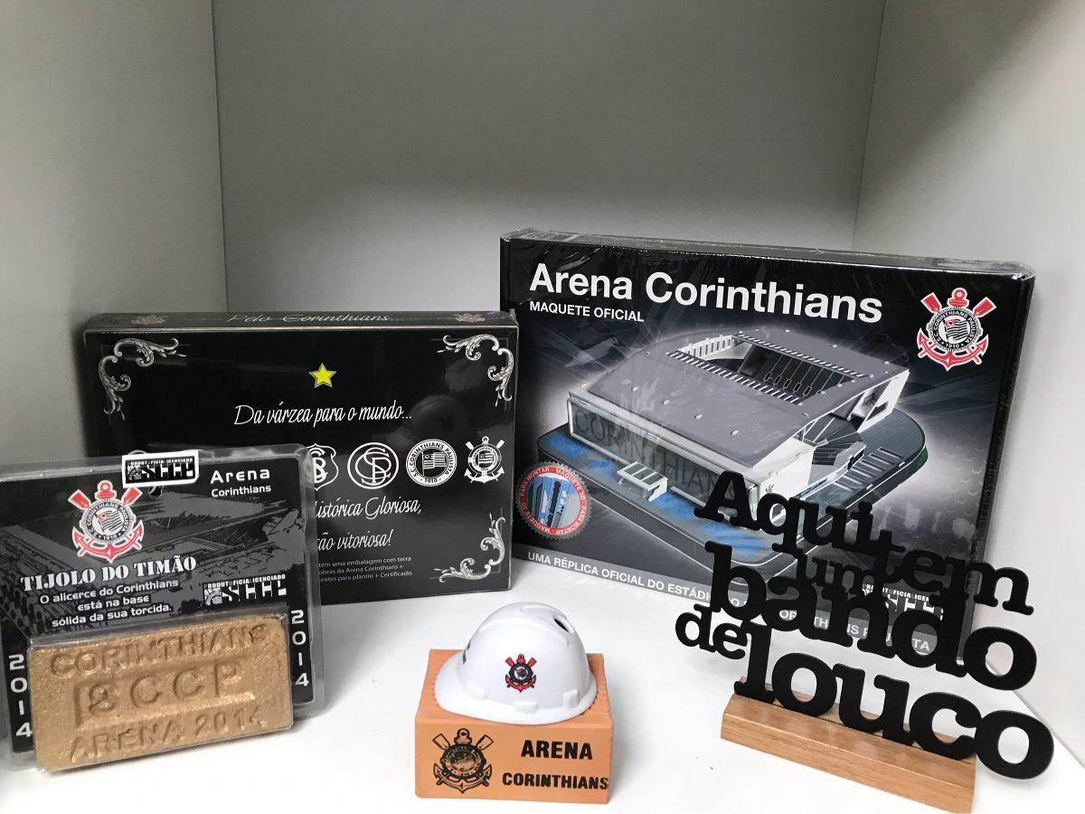 arena corinthians - produtos colecionador. Carregando zoom. b7a4f7070e76d