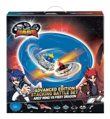 arena de batalha infinity nado advanced edition stacking bat