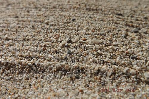 arena de silice blanca