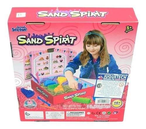 arena kinetica masa sand spirit x16pzs cod 110031 bigshop