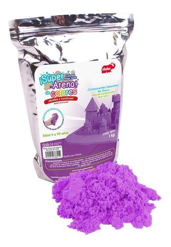 arena magica 1 kg varios colores  $99 c/u