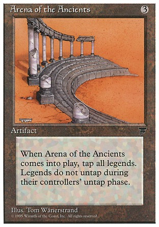 arena of the ancients - chronicles