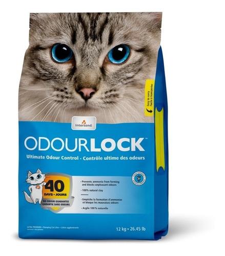 arena para gatos odour lock 12kg
