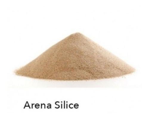 arena silice para sanblasting areneros acuarios