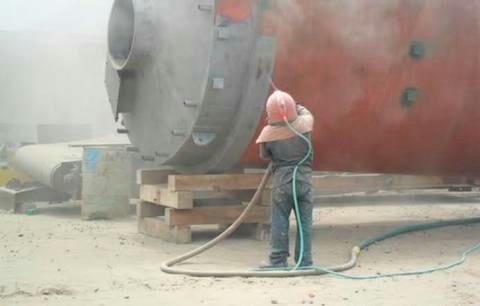 arenado industrial