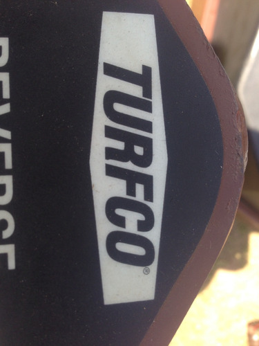 arenador para canchas de fútbol auto-propulsado. impecable!!