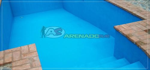 arenados de piscinas,pisos, paredes, frentes, etc...