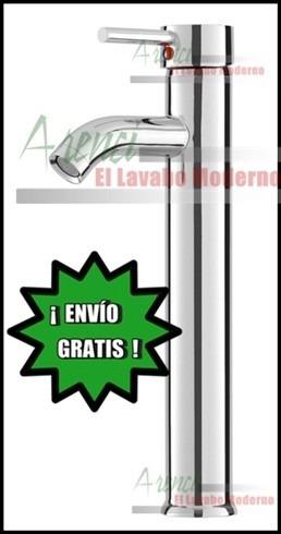 arenci-llave lavabo baño ¡ envío gratis! flamingo 28 d cromo