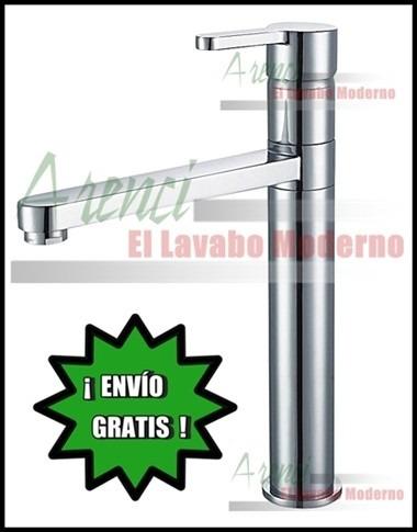 arenci-llave lavabo baño ¡ envío gratis !  mod. ares cromo