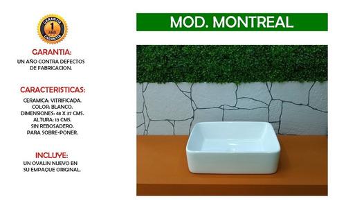 arenci-ovalín lavabo ¡ envío gratis! mod. montreal blanco