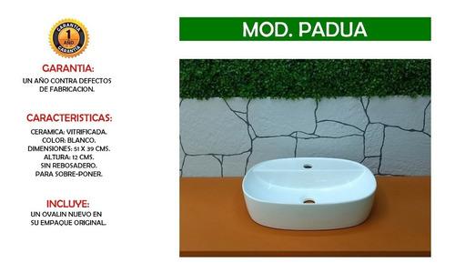 arenci-ovalín lavabo ¡ envío gratis! mod. padua blanco