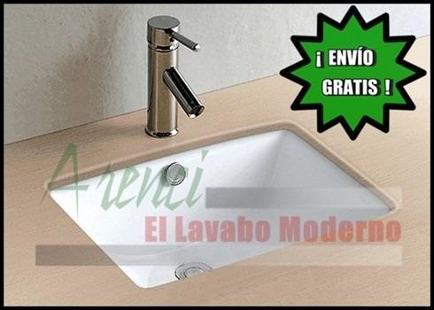 arenci-ovalín lavabo ¡ envío gratis! mod. segovia blanco