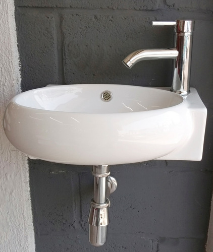 arenci-pack lavabo ¡ envío !  mod. ice mini - f1 cromo