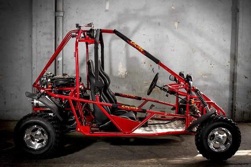 arenero automatico 200 cc con reversa luces,claxon