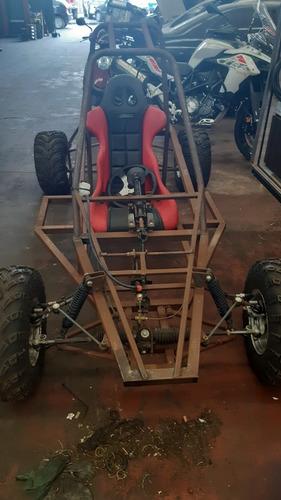 arenero chasis