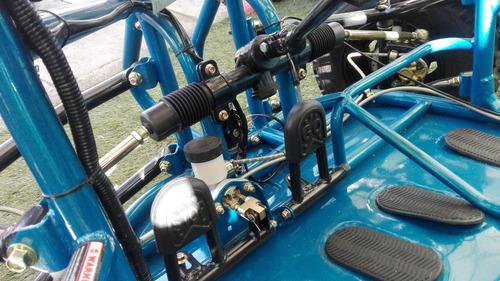 arenero go kart 200 cc marca sunl