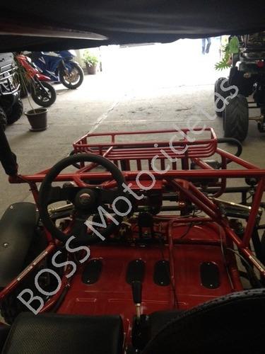 arenero hummer x  200cc marca boss nuevo