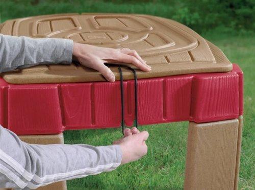 arenero infantil step2 juego con arena niños area