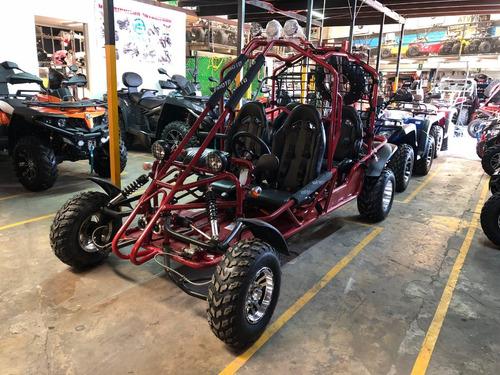 arenero marca boss estilo snake 200cc 4 plazas.