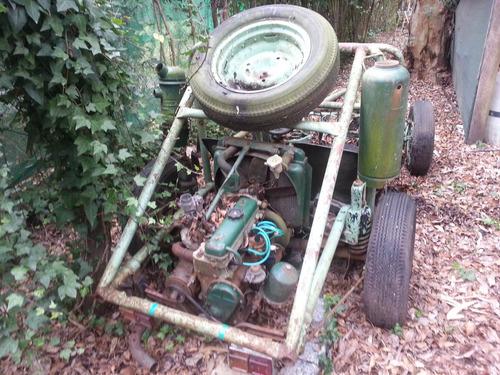 arenero motor renault douphin (gordini) motor a mi nombre