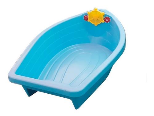 arenero piscina lancha plast arena y agua vamosajugar