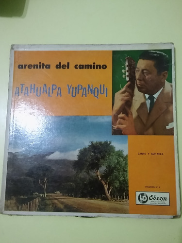 arenita del camino atahualpa yupanqui