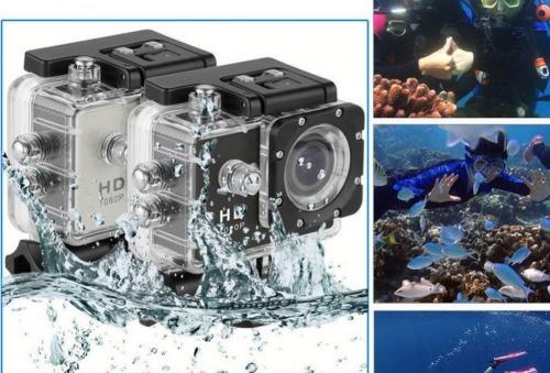 arequipa: cámara acuatica 30 m full hd 1080p fotos y video