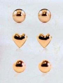d7e6f9ae2edc Aretes De Oro Recien Nacido - Joyas en Mercado Libre Perú