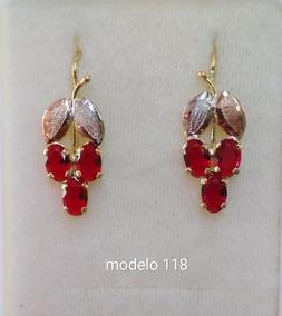 9eca1dfeb8e5 Aretes Azteca De Oro - Aretes en Mercado Libre México