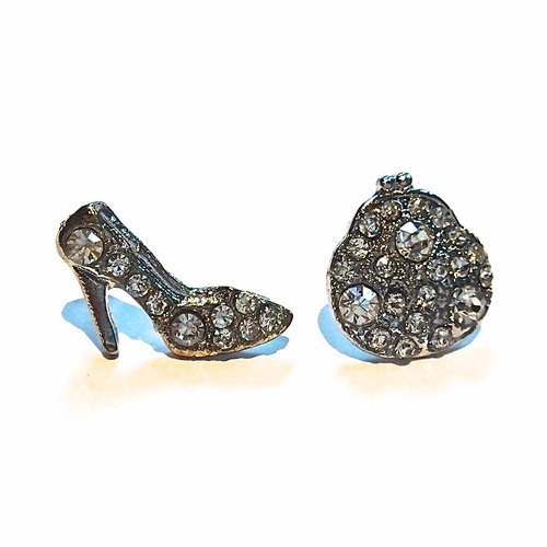 arete zapato tacón moda mujer regalo look