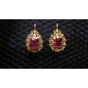 d074eb5cde83 Aretes Para Bebe Oro 10k Joyeria Diamantes Oaxaca - Aretes en ...
