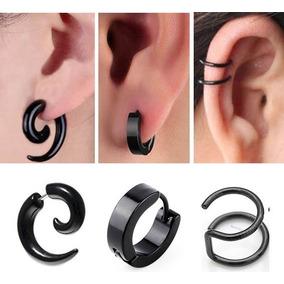 4c8a3d56622d Piercing Arracada + Espiral + Doble Aro 3 Pzs Con Envio
