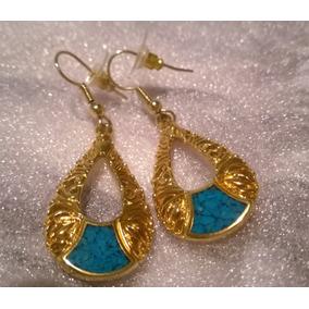 b3284313a2b0 Ebay. Aretes De Tous Otras Con Piedras Aguascalientes - Aretes Oro ...