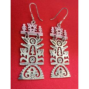 44cc7dacbdd7 Aretes Antiguos Diamantes - Aretes en Mercado Libre México
