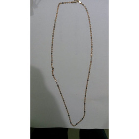 8a208400bd86 Cadena Oro 10 Kilates Monterrey - Aretes Oro en Mercado Libre México