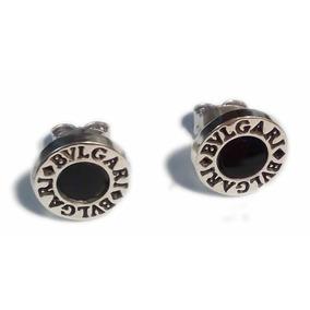 5d233971a5be Aretes Bvlgari De Plata De Buena Calidad Clásicos 10mm