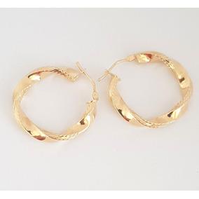 881f59bbe017 Aretes Arracadas Coqueta Espiral Oro Sólido 10k Italiano