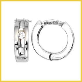 eb6bd690a55f Arracadas Aretes Huggies Amoreterno En Oro 14k Solido