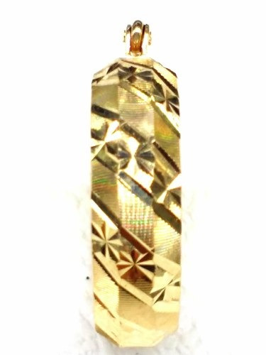 c7d424b97b23 Aretes Arracadas Mod. Diamantado En Oro 10k Remate Nuevos ...