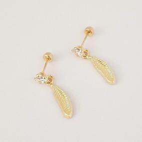 ac1a695e9fe3 Aretes Helix Para Mujer - Aretes Oro en Mercado Libre México
