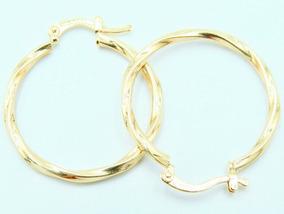 4393c91128fa Arracadas De Oro Para Mujer - Aretes en Mercado Libre México