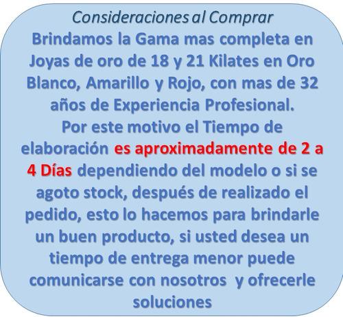aretes de oro 18k abridores bebes niñas mod 15 jespaña r