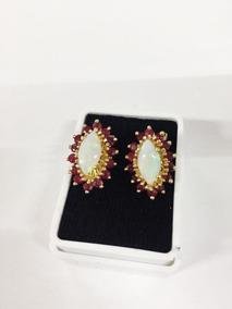 87a325b8be6c Ebay. Aretes De Tous Otras Con Piedras Jalisco Veracruz - Aretes Oro Con  piedra en Aguascalientes