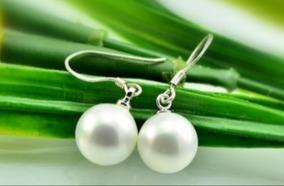 41c591fdf447 Perlas Cultivadas En Monterrey - Aretes Oro en Mercado Libre México