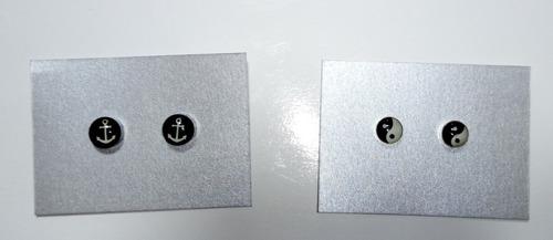 aretes magneticos sin agujero, piercing sin hueco, pendiente