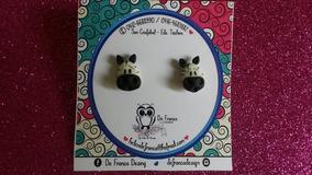 ea5c476e0761 Aretes Artesanales En Porcelanicron en Mercado Libre Colombia