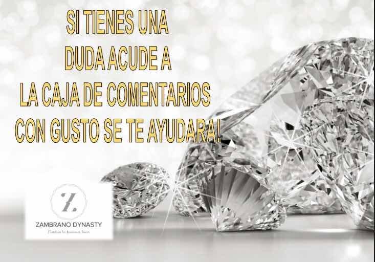 7da3fe09ddcb Aretes Pendientes Oro Blanco 10k Zirconias Pequeños 1.6 Cm ...