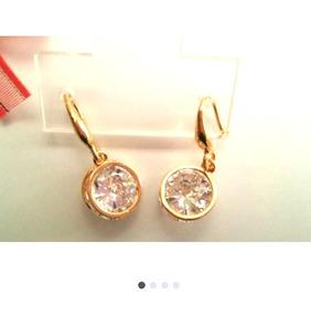56107626e13a Aretes Y Pendientes De Diamantes - Aretes en Mercado Libre México