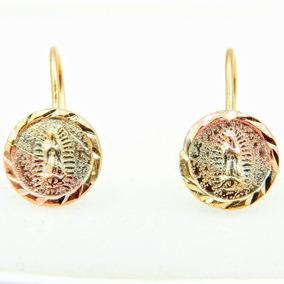 6b9781a0d370 Arracada De Oro 10 Kilates - Aretes Oro en Mercado Libre México