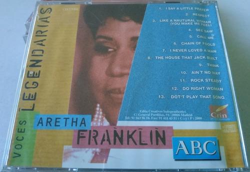 aretha franklin - abc